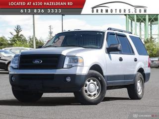 Used 2014 Ford Expedition SSV CARGO / K9 TRANSPORT UNIT | LOW KMS | POWER OPTIONS for sale in Stittsville, ON