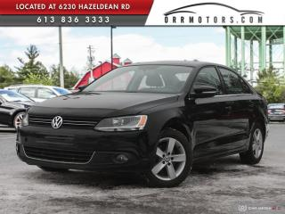 Used 2012 Volkswagen Jetta 2.0 TDI Comfortline DIESEL | 6SPD MANUAL | BLUETOOTH | HEATED SEATS for sale in Stittsville, ON
