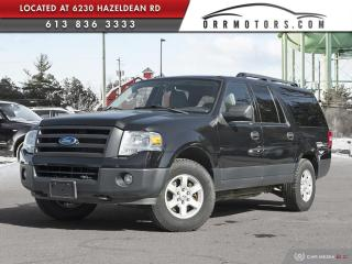 Used 2013 Ford Expedition Max EXTENDED MODEL | LOW KMS | 8 PASSENGER | POWER OPTIONS for sale in Stittsville, ON