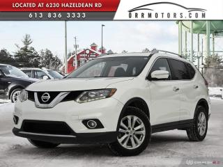 Used 2015 Nissan Rogue SV 7 PASSENGER | NAVIGATION | REVERSE CAM | BLUETOOTH for sale in Stittsville, ON