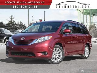 Used 2015 Toyota Sienna LE 7 Passenger AWD | LOW KMS | 7 PASSENGER | POWER OPTIONS | CRUISE for sale in Stittsville, ON