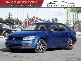 Used 2015 Volkswagen Jetta 2.0 TDI Comfortline DIESEL | REVERSE CAM | BLUETOOTH | SUNROOF | HEATED SEATS for sale in Stittsville, ON