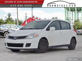 Used 2009 Nissan Versa 1.8S AUTOMATIC | A/C | POWER OPTIONS for sale in Stittsville, ON