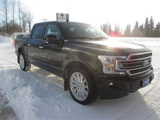 Used 2018 Ford F-150 Limited  for sale in Naicam, SK