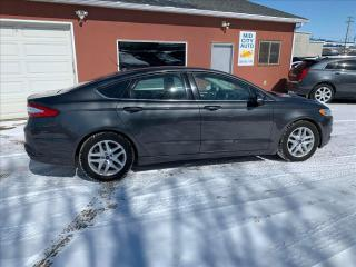 Used 2015 Ford Fusion SE for sale in Saskatoon, SK
