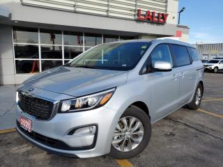 Used 2020 Kia Sedona LX+ Power doors & Hatch * Camera * Bluetooth for sale in Chatham, ON