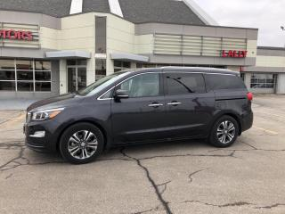 New 2020 Kia Sedona SX for sale in Chatham, ON