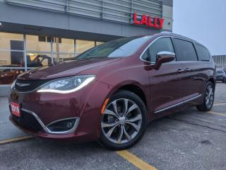 Used 2019 Chrysler Pacifica Limited Leather*Pano roofs*Nav*360 Cam for sale in Chatham, ON