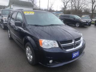 Used 2011 Dodge Grand Caravan SE,Full Stow-N-Go for sale in St Catharines, ON