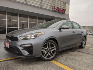 Used 2019 Kia Forte EX * Blindspot * Apple Carplay *Rear Camera for sale in Chatham, ON