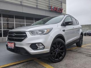 Used 2019 Ford Escape Titanium*Nav*Leather*Panoramic Sunroof*4x4 for sale in Chatham, ON