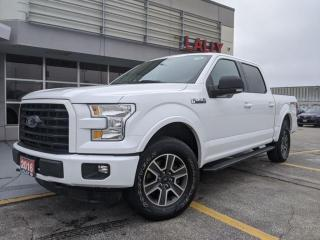 Used 2016 Ford F-150 Sport*Rear Camera*Bucket Seats Console*Nav for sale in Chatham, ON