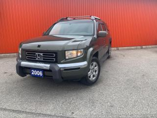 Used 2006 Honda Ridgeline 4dr 4WD EX-L Auto for sale in Guelph, ON