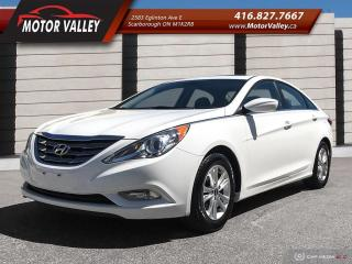 Used 2011 Hyundai Sonata GLS Sunroof BackUp Camera No Accident! for sale in Scarborough, ON