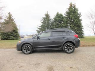 Used 2014 Subaru XV Crosstrek AWD 2.0 Premium for sale in Thornton, ON