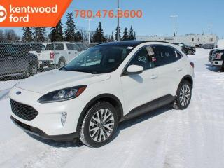 New 2020 Ford Escape Titanium Hybrid for sale in Edmonton, AB