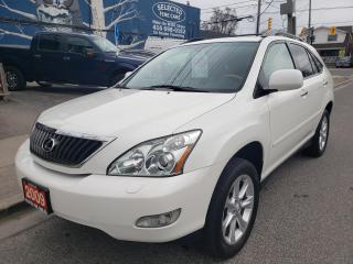 Used 2009 Lexus RX 350 Ultra Premium for sale in Toronto, ON