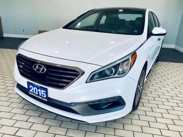2015 Hyundai Sonata 2.0T Ultimate/Panaromic roof/Navi/b. Camra/Leather