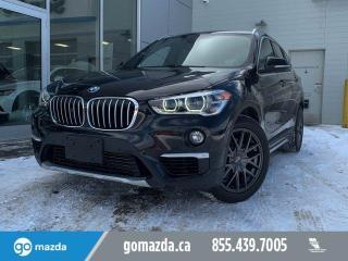 Used 2016 BMW X1 25i XDRIVE NAV PANO ROOF B/U CAM for sale in Edmonton, AB