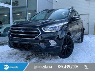 Used 2019 Ford Escape TITANIUM LEATHER PANO ROOF NAV for sale in Edmonton, AB