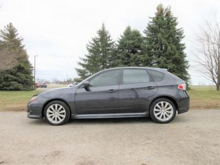 Used 2010 Subaru Impreza 2.5i w/Sport Pkg for sale in Thornton, ON