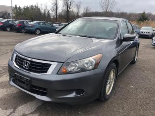 Used 2008 Honda Accord EX for sale in Pickering, ON