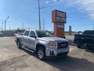 Used 2015 GMC Sierra 1500 SLE**4X4**5.3L V8**CREW CAB**CERTIFIED for sale in London, ON