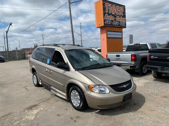 2003 Chrysler Town & Country LX**WHEEL CHAIR ACCESSIBLE**HAND CONTROL**AS IS