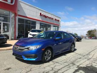 Used 2016 Honda Civic LX for sale in Bridgewater, NS