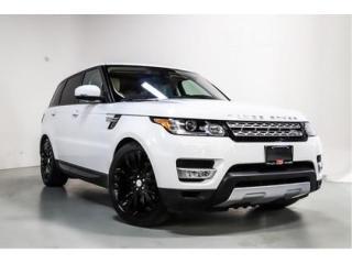 Used 2016 Land Rover Range Rover Sport HSE   DIESEL   WARRANTY   21 INCH WHEELS for sale in Vaughan, ON