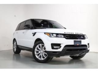 Used 2016 Land Rover Range Rover Sport HSE   DIESEL   WARRANTY   PANO    NAVI for sale in Vaughan, ON