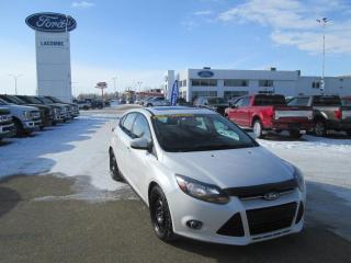 Used 2013 Ford Focus Titanium for sale in Lacombe, AB