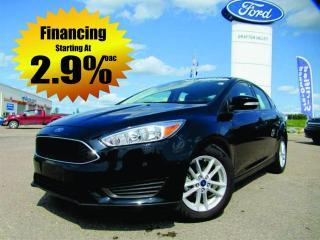 Used 2017 Ford Focus SE for sale in Lacombe, AB
