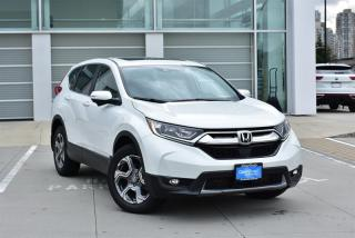 Used 2019 Honda CR-V EX-L AWD CVT for sale in Burnaby, BC