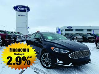 Used 2019 Ford Fusion Hybrid Titanium for sale in Drayton Valley, AB