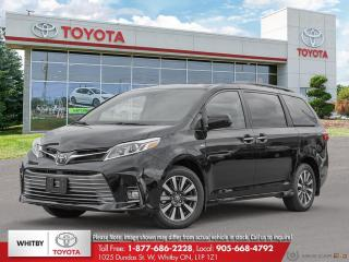 New 2020 Toyota SIENNA XLE AWD 7-PASS XLE for sale in Whitby, ON