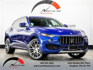 Used 2018 Maserati Levante SQ4 GranLusso|Navigation|360 Camera|Adaptive Cruise|LDW for sale in Vaughan, ON