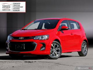 Used 2017 Chevrolet Sonic LT Auto for sale in Scarborough, ON