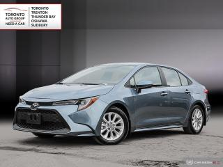 Used 2020 Toyota Corolla USED LE | BACK UP CAMERA | BLUETOOTH | ONLY 21K for sale in Trenton, ON