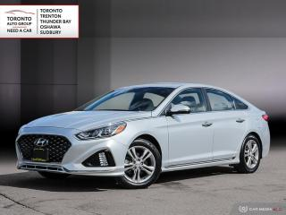 Used 2018 Hyundai Sonata SPORT | LEATHER | ROOF | ALLOYS for sale in Scarborough, ON