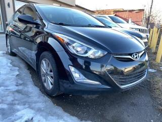 Used 2016 Hyundai Elantra L | AUTO | ALLOYS | GREAT ON GAS for sale in Scarborough, ON