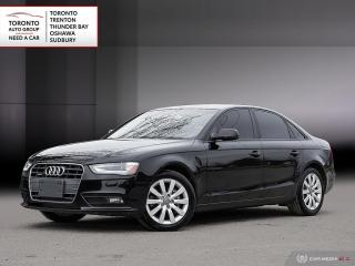 Used 2013 Audi A4 2.0T LEATHER | ROOF | AWD for sale in Oshwa, ON