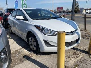 Used 2016 Hyundai Elantra L | AUTOMATIC | ONLY 82K | FINANCING AVAILABLE for sale in Scarborough, ON