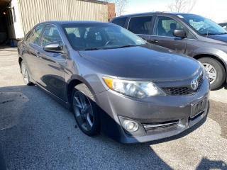 Used 2012 Toyota Camry SE | 3.5L V6 | LEATHER | ROOF | AUTO for sale in Scarborough, ON