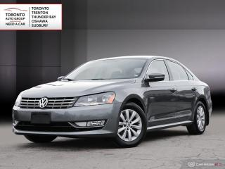 Used 2014 Volkswagen Passat 2.0 TDI Trendline | DIESEL | AUTO | LOW KM for sale in Scarborough, ON