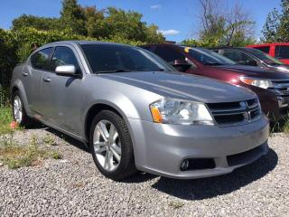 Used 2013 Dodge Avenger SXT | AUTOMATIC for sale in Scarborough, ON