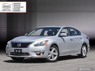 Used 2013 Nissan Altima SL | LEATHER | ROOF | LOADED for sale in Scarborough, ON