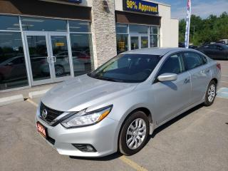 Used 2016 Nissan Altima 2.5 S Alloys Back-up Cam Cruise for sale in Trenton, ON