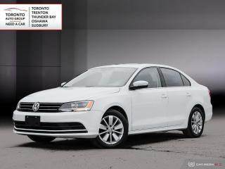 Used 2015 Volkswagen Jetta 2.0L | ROOF | BACK UP CAMERA | ALLOYS for sale in Scarborough, ON