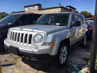 Used 2011 Jeep Patriot NORTH | ONLY 125,200KM | LOW KM for sale in Scarborough, ON